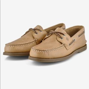 Sperry Authentic 2 Eye Boat Shoes Tru Moc Size 8US
